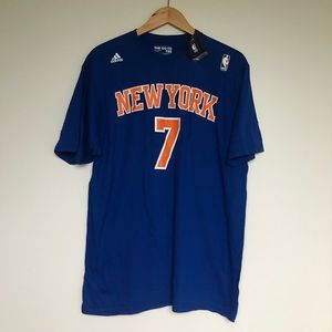 adidas Shirts - NWT Carmelo Anthony New York Knicks Adidas Shirt